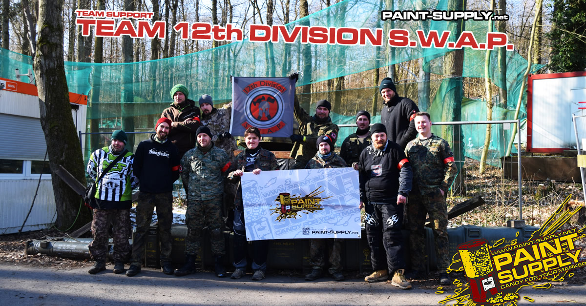 TEAM-SUPPORT: TEAM 12th DIVISION S.W.A.P.