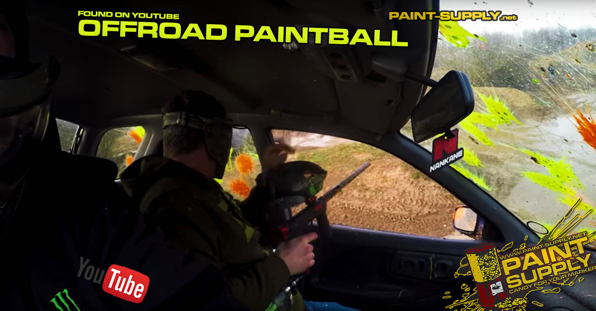 OFFROAD PAINTBALL