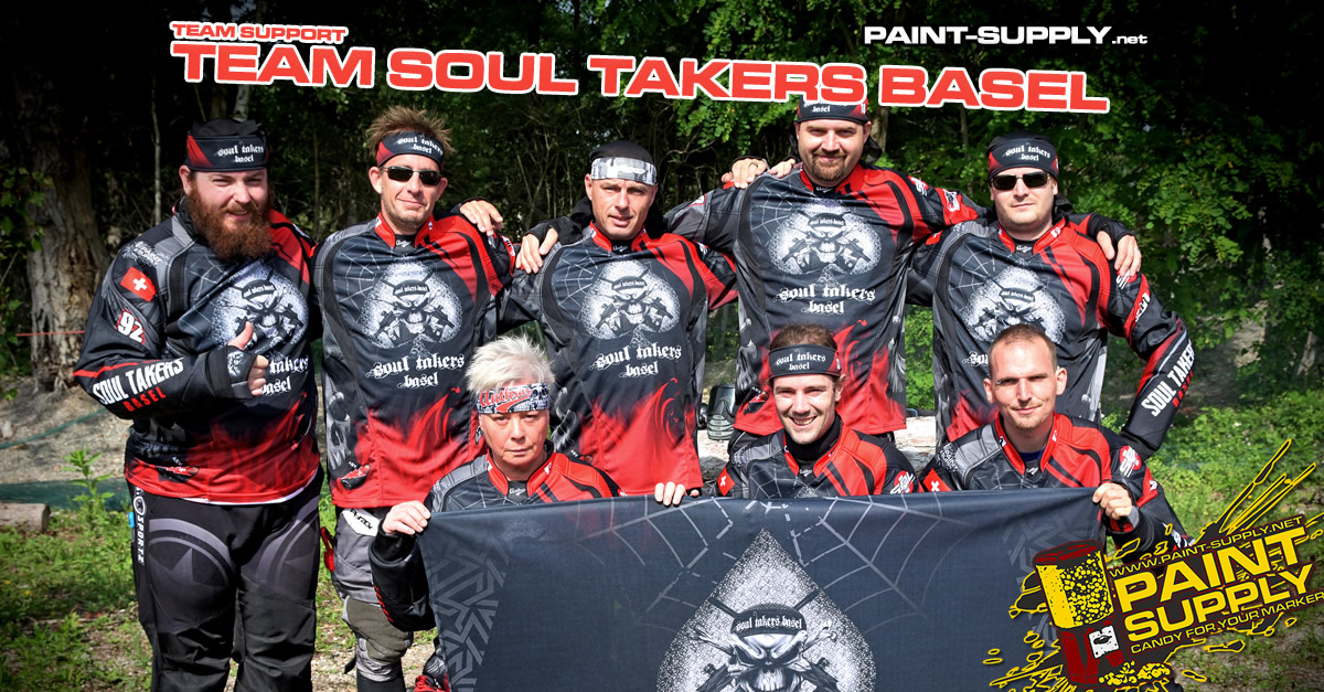 TEAM-SUPPORT: TEAM SOUL TAKERS BASEL