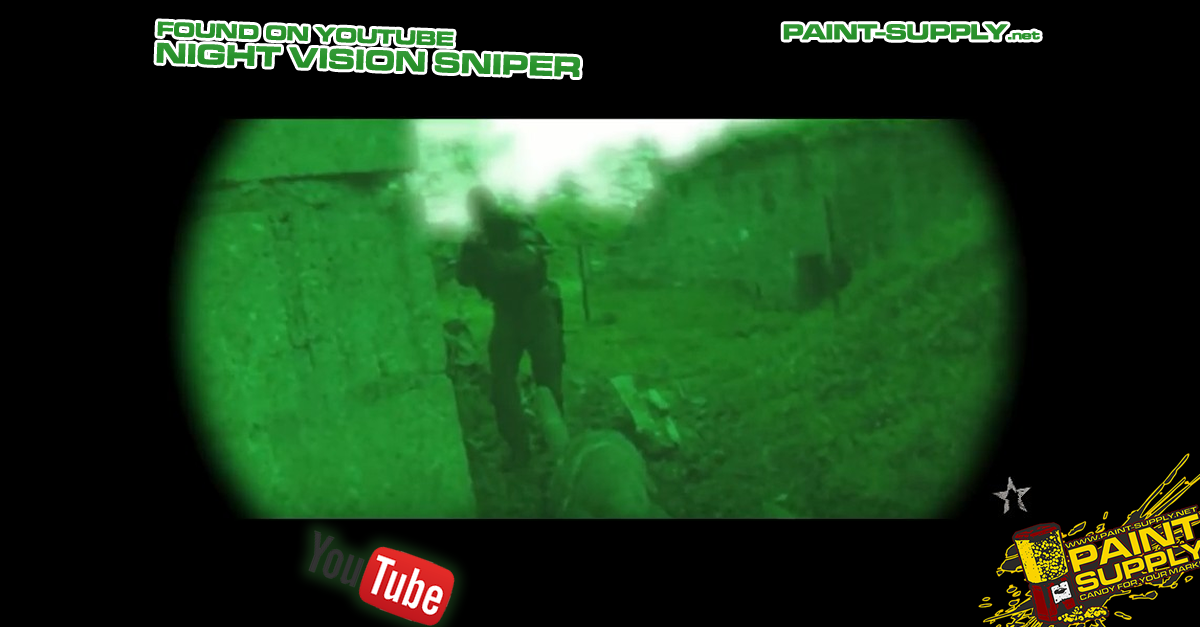 FOUND ON YOUTUBE: NIGHT VISION SNIPER