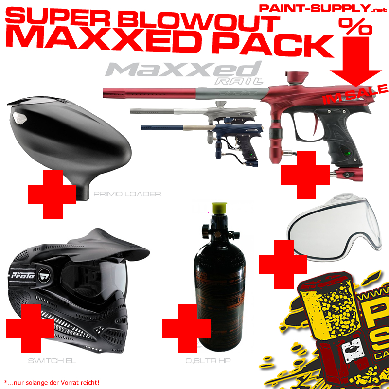 ACHTUNG BLOWOUT DEAL: PROTO MAXXED