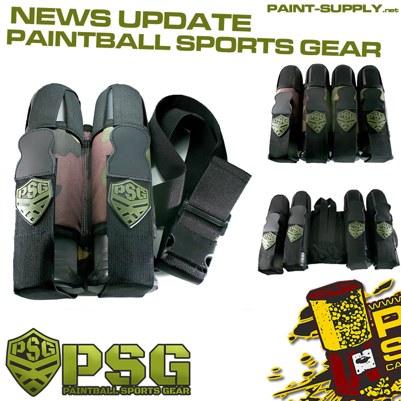 PSG - Paintball Sports Gear